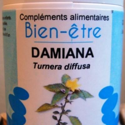 DAMIANA  60 gélules