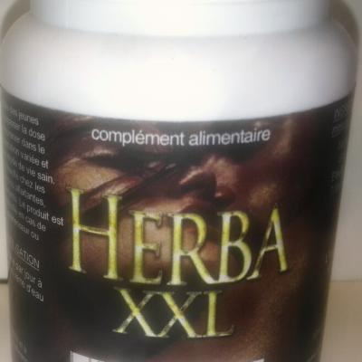 HERBA XXL (bois bandé en poudre) 50 g