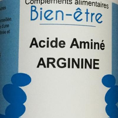L-ARGININE  60 gélules