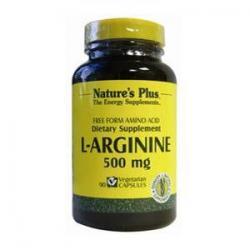 L-ARGININE 500 mg 90 gélules