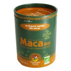 MACA  bio du Pérou en 340 comprimés