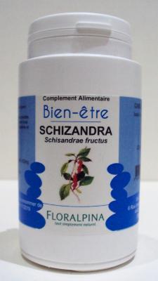 Schizandra 120 gélules